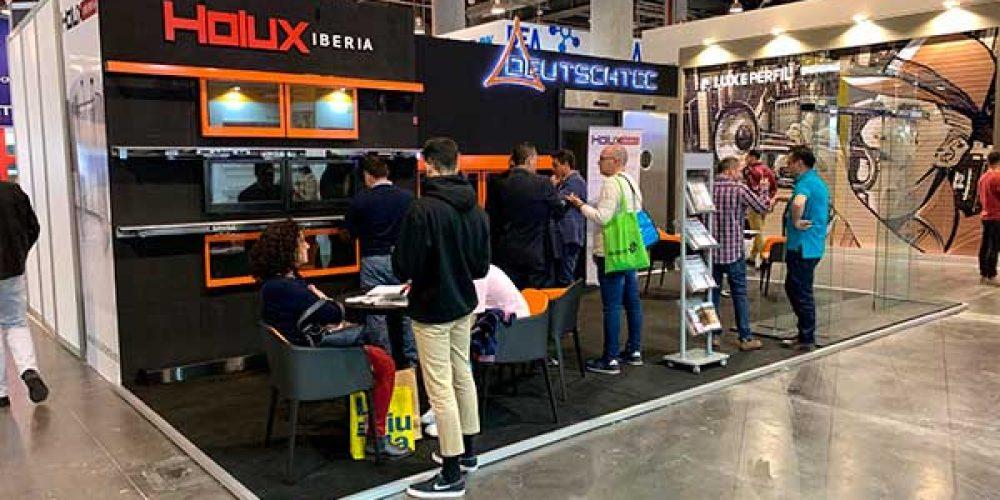 Exitosa presencia de Holux Iberia en FIPA 2019